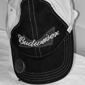 Budweiser Adjustable Bottle Opener Beer Hat